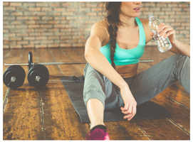 The MINIMUM number of days you should workout in a week
