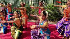 Water awareness through Bharatnatyam recital