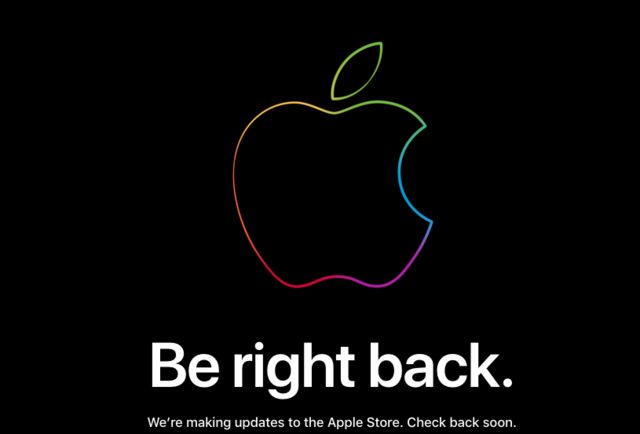 Apple store website down: What Apple may launch-- new iPad or Product (Red) version of iPhone XS, XS Max