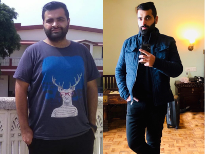 """""""I weighed 97 kilos and was advised to get a knee surgery worth Rs 2,50,000"""""""