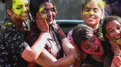 Here's how to protect your skin and hair from harsh Holi colours