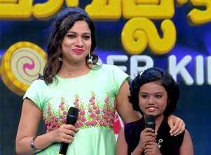 Prarthana stuns Gayathri Asokan