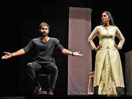 This Telugu play tackled gender issues with élan