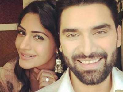Surbhi wishes Nikitin on his birthday