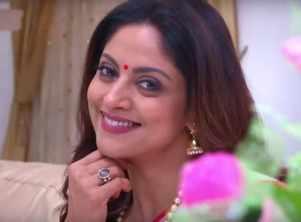 Nadhiya makes her TV comeback with 'Roja'