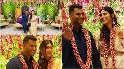Vishal gets engaged to ladylove Anisha, pictures go viral
