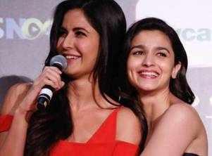 Katrina is smitten by Alia's dance in Kalank