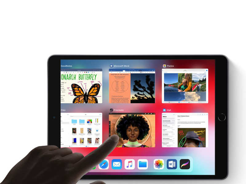 Apple launches two new iPads, iPad mini and iPad Air: All