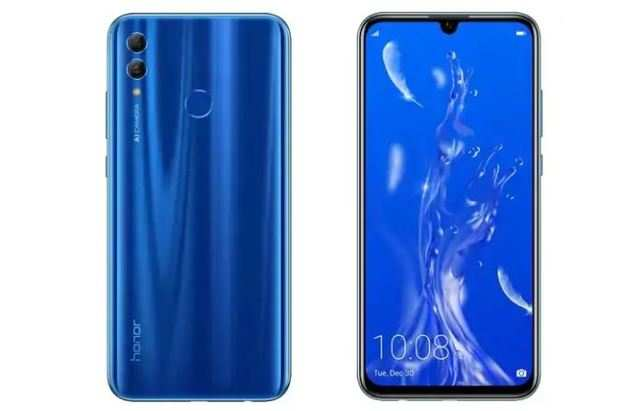 Honor 10 Lite gets a new variant