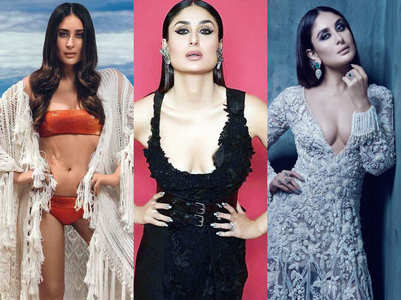 Kareena Kapoor's sizzling wardrobe will give you style goals