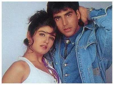 When Raveena spilled the beans about her failed relationship with Akshay