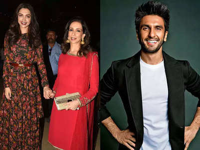 Deepika's mother's strict parenting style keeps Ranveer on his toes
