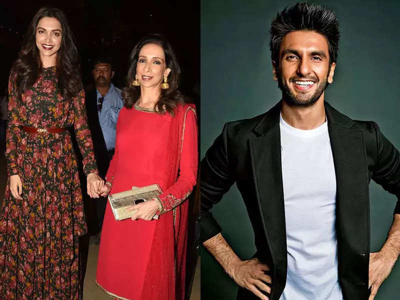 Deepika Padukone's mother's strict parenting style keeps Ranveer Singh on his toes