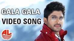 Watch: Allu Arjun and Shruti hassan's hit Telugu Song 'Gala Gala'