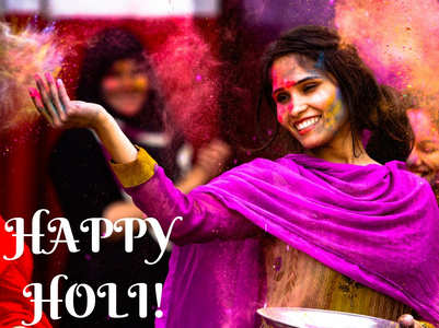 Holi Wishes, Messages, Quotes and Images