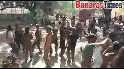 BHU students have a blast on Holi