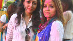 A Holi get-together for Kanpur ladies