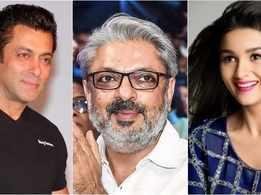 Salman Khan to romance Alia Bhatt in Sanjay Leela Bhansali's 'Inshallah'
