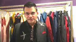Telling stories through fabric and clothing fascinate me: Designer Nachiket Barve