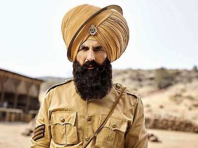 Akshay Kumar shares a new promo of 'Kesari'
