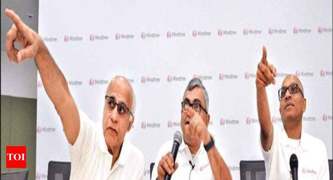 L&T talks 'dil & pyaar', but Mindtree asks it to back off -