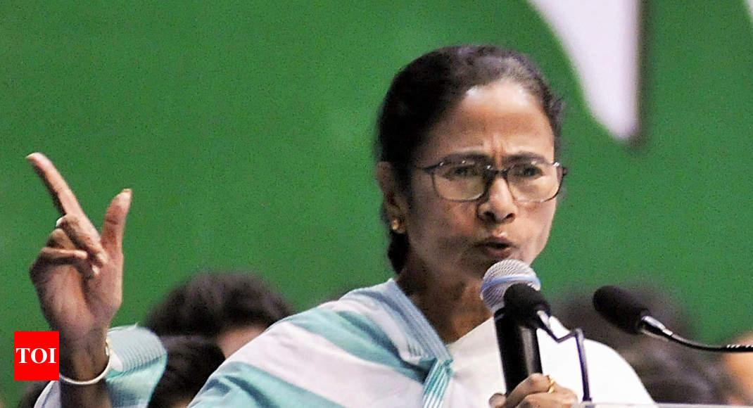 West Bengal Mamata Banerjee  throws 'shloka-recitation' challenge at PM Narendra Modi and Amit Shah