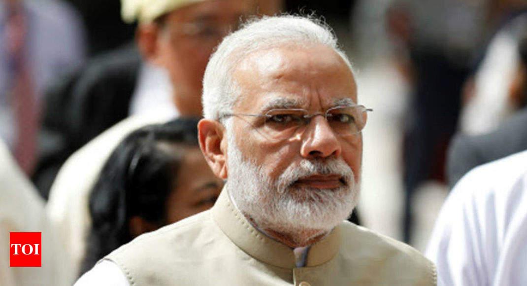 PM Modi attacks Congress, says institutions biggest casualty of 'dynastic politics'