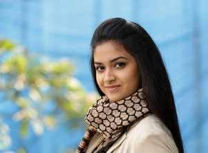 Shoot for Keerthy Suresh's #Keerthy20 begins!