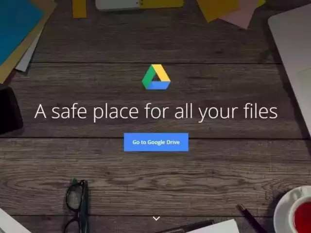 Google Drive may have a dark mode with Android Q Beta