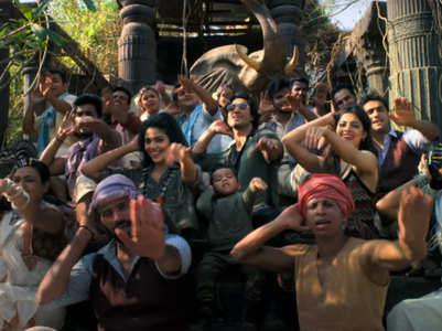 'Junglee' new song 'Garje Gajraj Hamare'