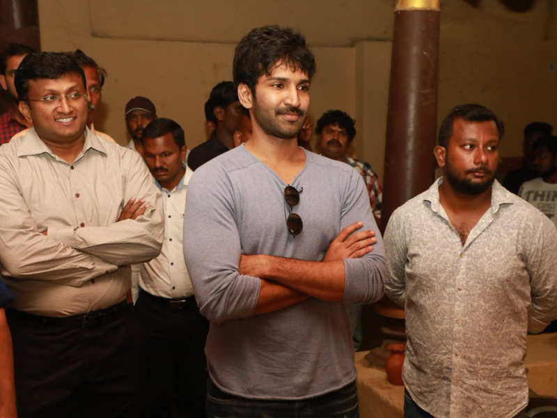 Aadhi's 'Partner' is a comedy entertainer