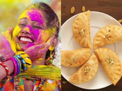 Here are 6 simple ways to detoxify after Holi binge