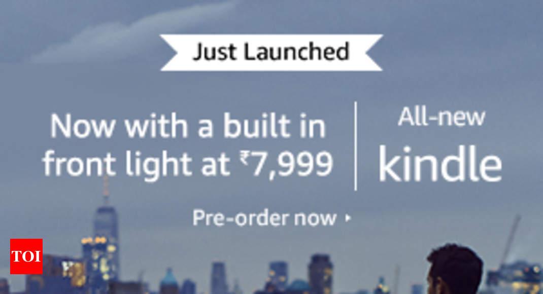New Amazon Kindle Price New Amazon Kindle Jaeger Launched Today At