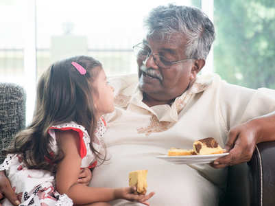 Allow children to grow up with grandparents!