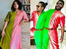 Udan Panam fame Mathukutty teases actress Parvathy Thiruvoth for copying his outfit; read the post