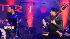 German band Pulsar Trio amps up