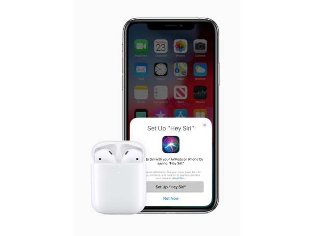 8c38e08e7ff Apple launches second generation AirPods with Siri support at Rs 14,900