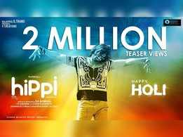 Kartikeya's 'Hippi' teaser trends at #1 with more than 2M views