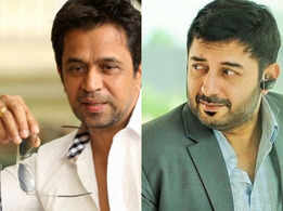 Arvind Swamy and Arjun to team up again