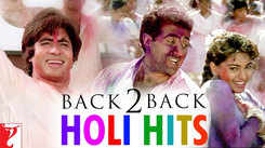 Back 2 Back Holi Special Jukebox