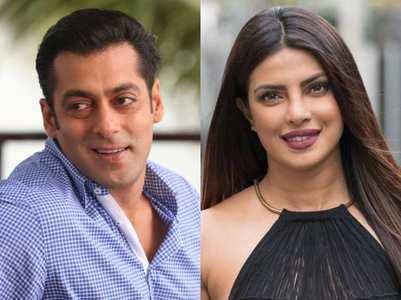 Salman Khan pokes fun at Priyanka Chopra