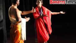 Play Ravan Mandodari Samvad staged in Varanasi
