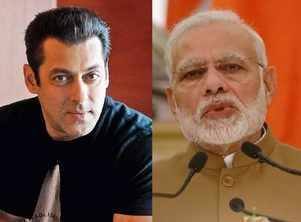 This is what Salman replied to Modi's tweet