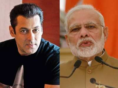 This is what Salman replied to Modi's tweet