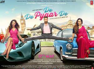 'De De Pyaar De' first look poster is out!