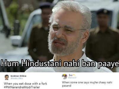 'PM Narendra Modi' trailer evokes meme fest