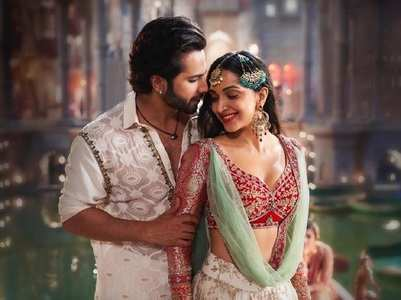 'Kalank' new song: Varun-Kiara's First Class