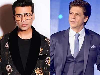 KJo blames glitch, SRK comes to rescue