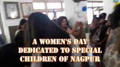 Women's Day celebrated with special children
