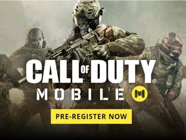 How to pre-register for 'Call of Duty: Mobile' game